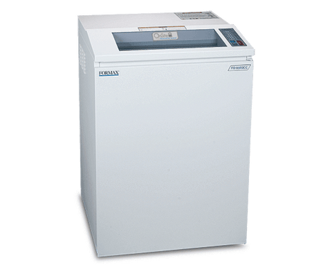 Formax FD 8502CC Onsite Office Cross-Cut Shredder