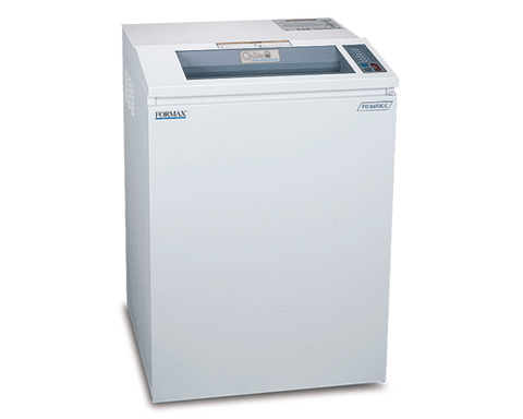 Formax FD 8602CC OnSite Office Cross-Cut Shredder
