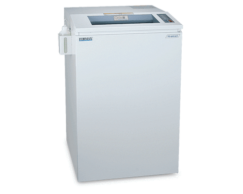 Formax FD 8652CC Onsite AutoOiler Office Cross-Cut Shredder