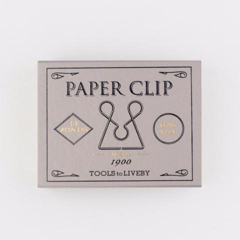 Paper clip (McGill) by Tools to Liveby