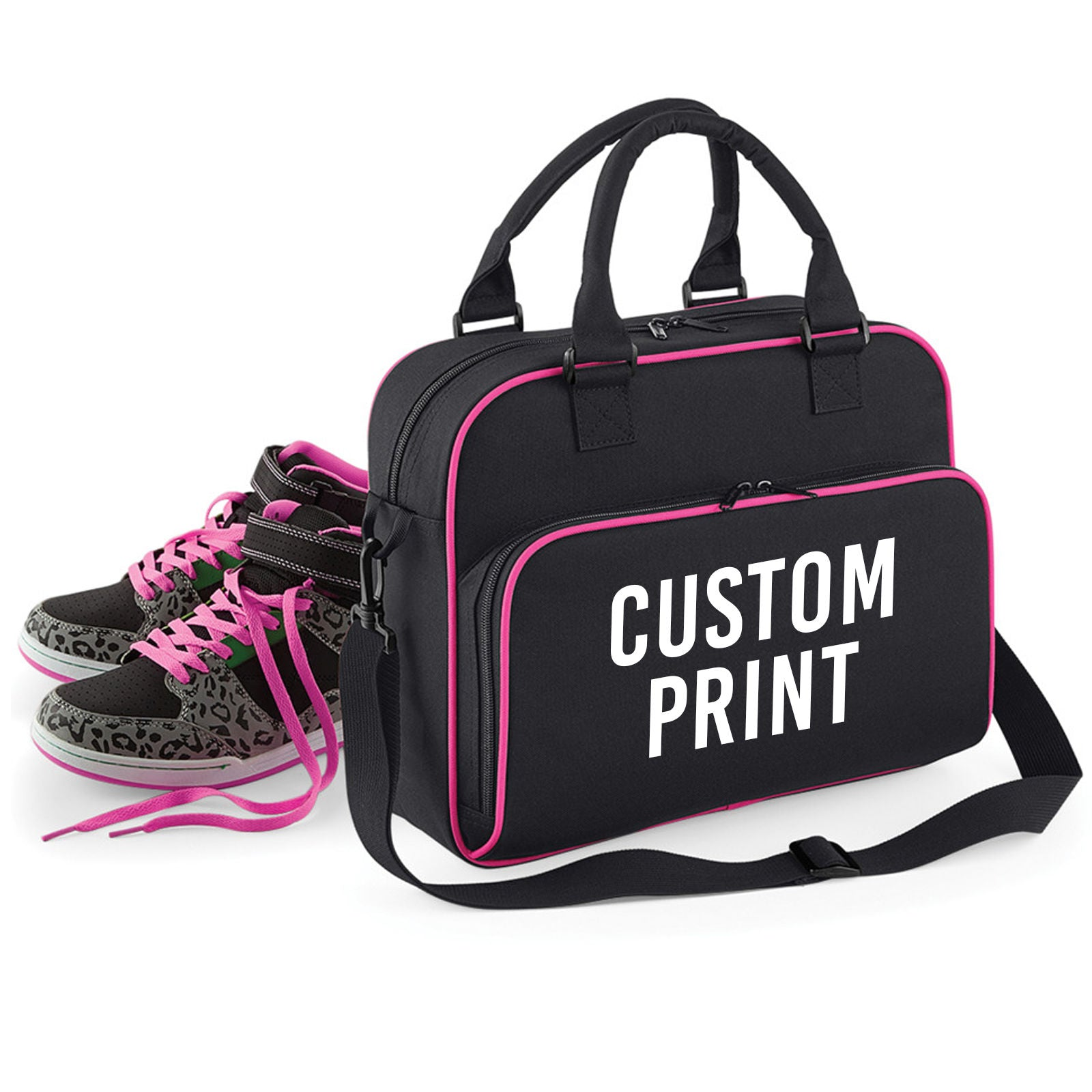 0ee5de80d6 Personalised Junior Girls Dance Bag Backpack BG145 Holdall Gym Ballet Tap  School