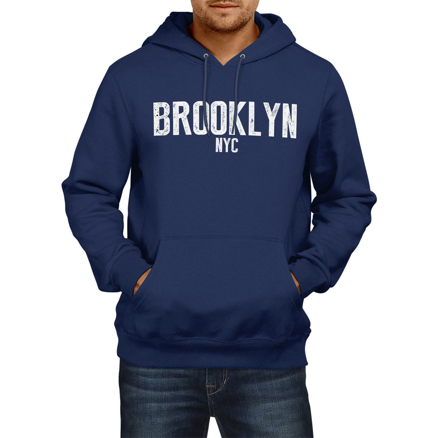 Brooklyn NYC American State Hoodie Mens Womens USA Boys Girls New York City