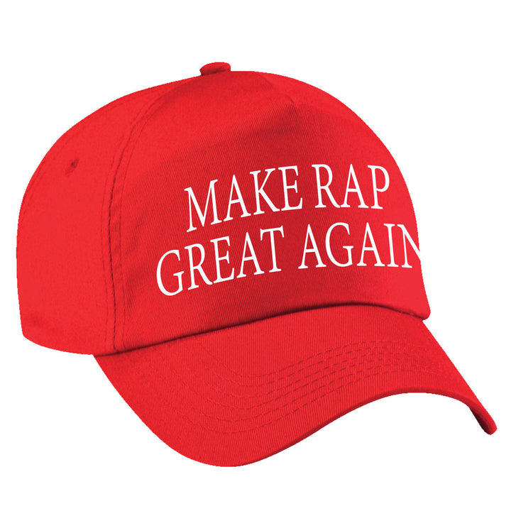 Make RAP America Great Again Cap Funny Trump Hat MUSIC USA C4