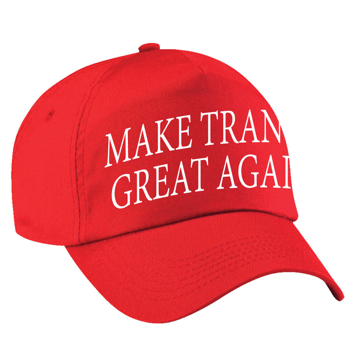 Make TRANCE Great Again Cap Funny Dance House Music Trump Hat America President