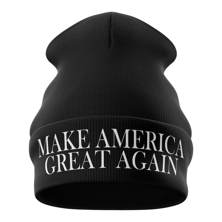 Make America Great Again Beanie Hat Baseball cap Republicans Donald Trump USA