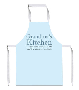 Grandma's Kitchen Novelty Funny Baking APRON Kitchen Linen Tabard Mothers Day 40