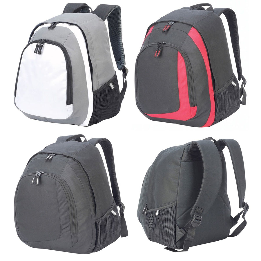 Shugon Geneva Backpack Cycling Running Work Holdall School Bag Rucksack Gym