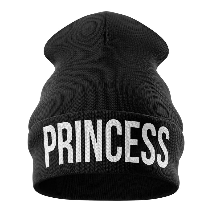 Family Beanie Hat King Queen Prince Princess Hat Gift Funny Winter Hats Swag B3