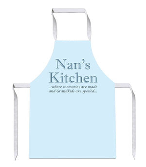 Nan's Kitchen Novelty Funny Baking APRON Kitchen Linen Tabard Mothers Day 39