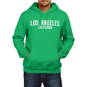 LOS ANGELES CALIFORNIA American Home State Hoodie Mens USA Womens Football Boys