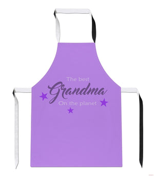 Best Grandma on the Planet Mothers Great Bake Off Gift Cook APRON Tabard A28