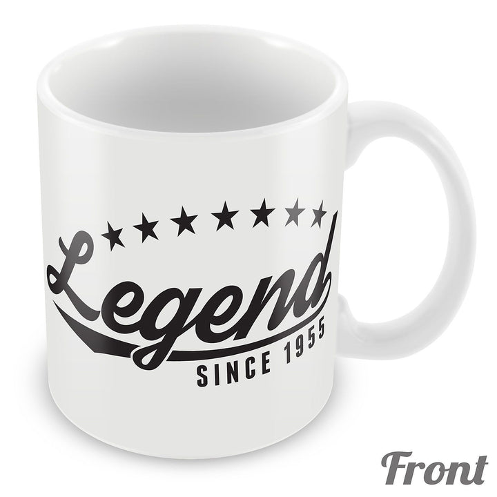 Legend Since 1955 Present 60th Gift Idea Funny Preent Novelty Dad Uncle Brother