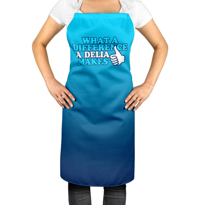 PERSONALISED FUNNY Apron YOUR NAME BBQ Gift Tools Fathers Day Birthday Dad ST93