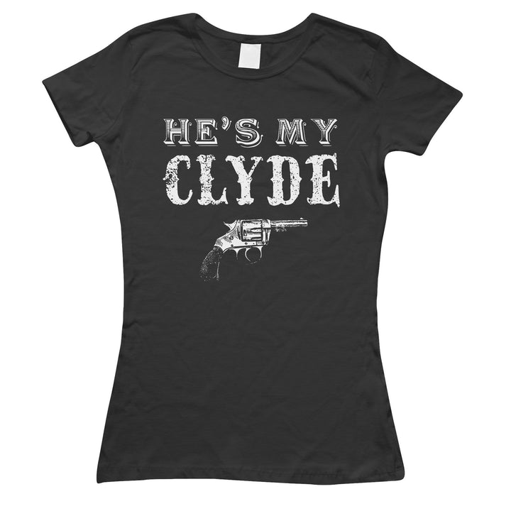 Bonnie and Clyde Matching Couples T-Shirt valentines day gift for boyfriend L174