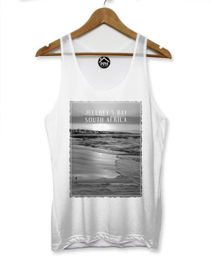 Jeffreys Bay South Africa Vest Surf Singlet Sleeveless Tank Famous Surfing 119