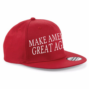 Make America Great Again SNAPBACK Baseball Cap Donald Trump Election President