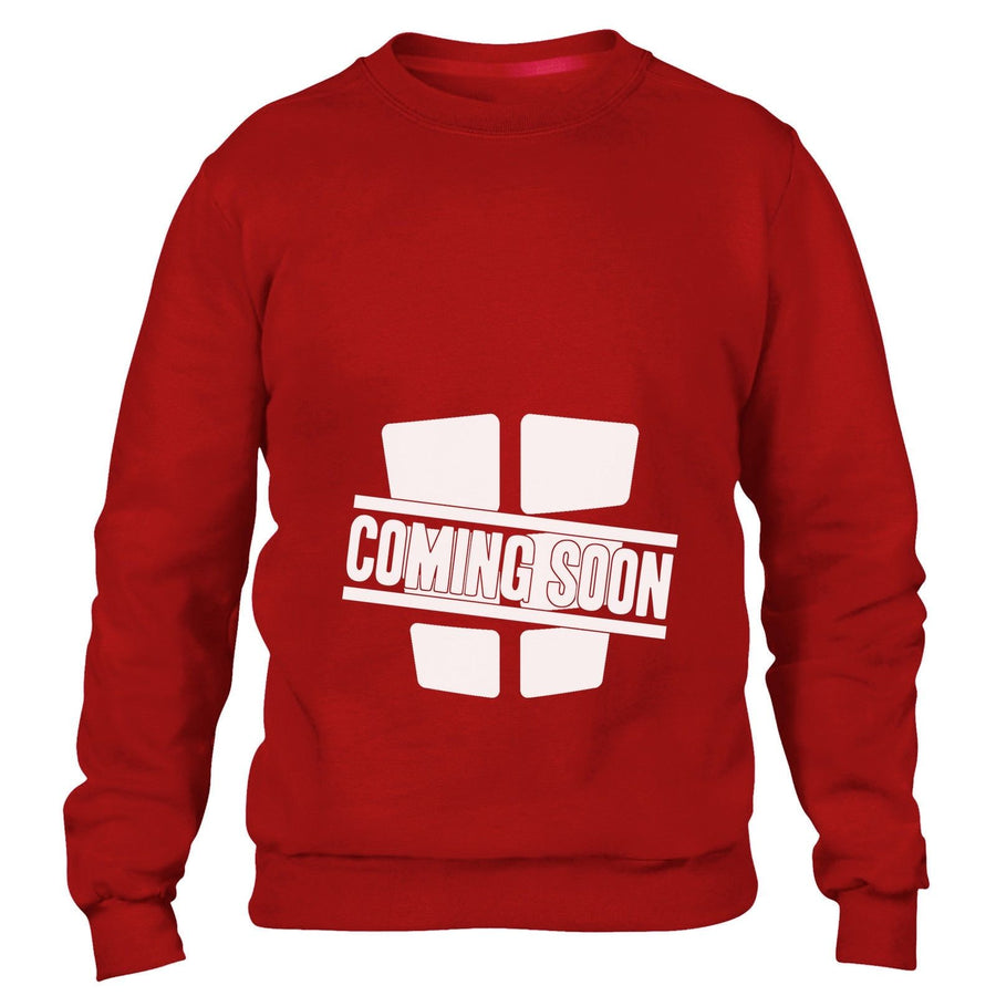 6 Pack Funny Fitness Sweatshirt Mens Kids Sweat Top gym Muscle Train