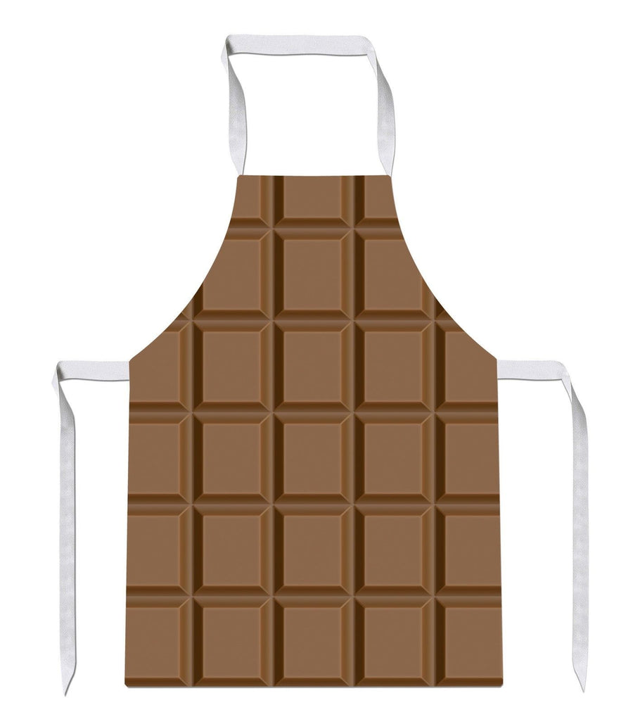 Chocolate Squares All Over Baking Novelty Funny Bake APRON Kitchen Tabard 49