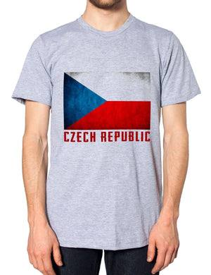 Czech Republic Mens Womens Nation Tshirt Country Sport T Shirt Football All Size