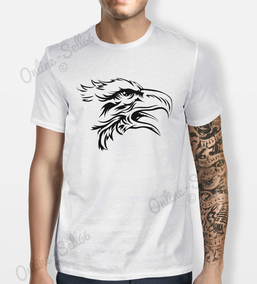 Bald Eagle Tshirt Mens Womens T Shirt Tee Cool Swag Top Hipster America Bird USA