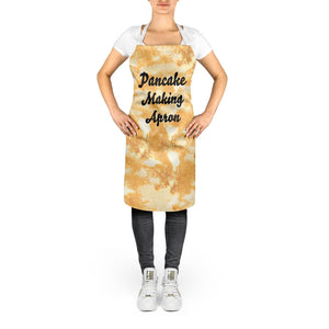 Pancake Making Apron Funny Shrove Tuesday Apron Men Women All Over Printed L214