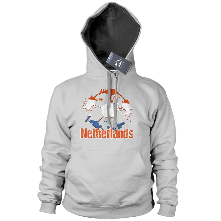 Netherlands Football Holland Supporters Hoodie Train World Cup Dutch Hoody B40
