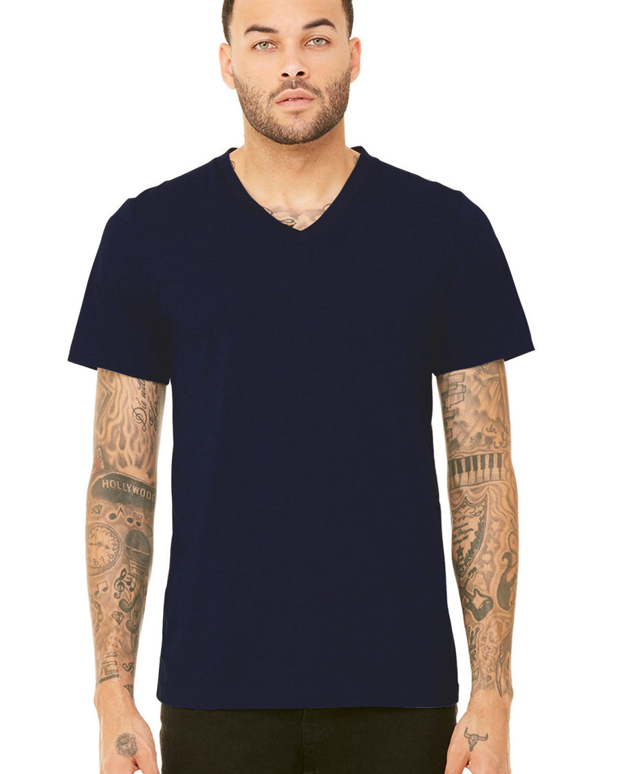 MENS V NECK TSHIRT T SHIRT TOP LOW FASHION NEW WIDE DEEP SUMMER MAN S M L XL XXL