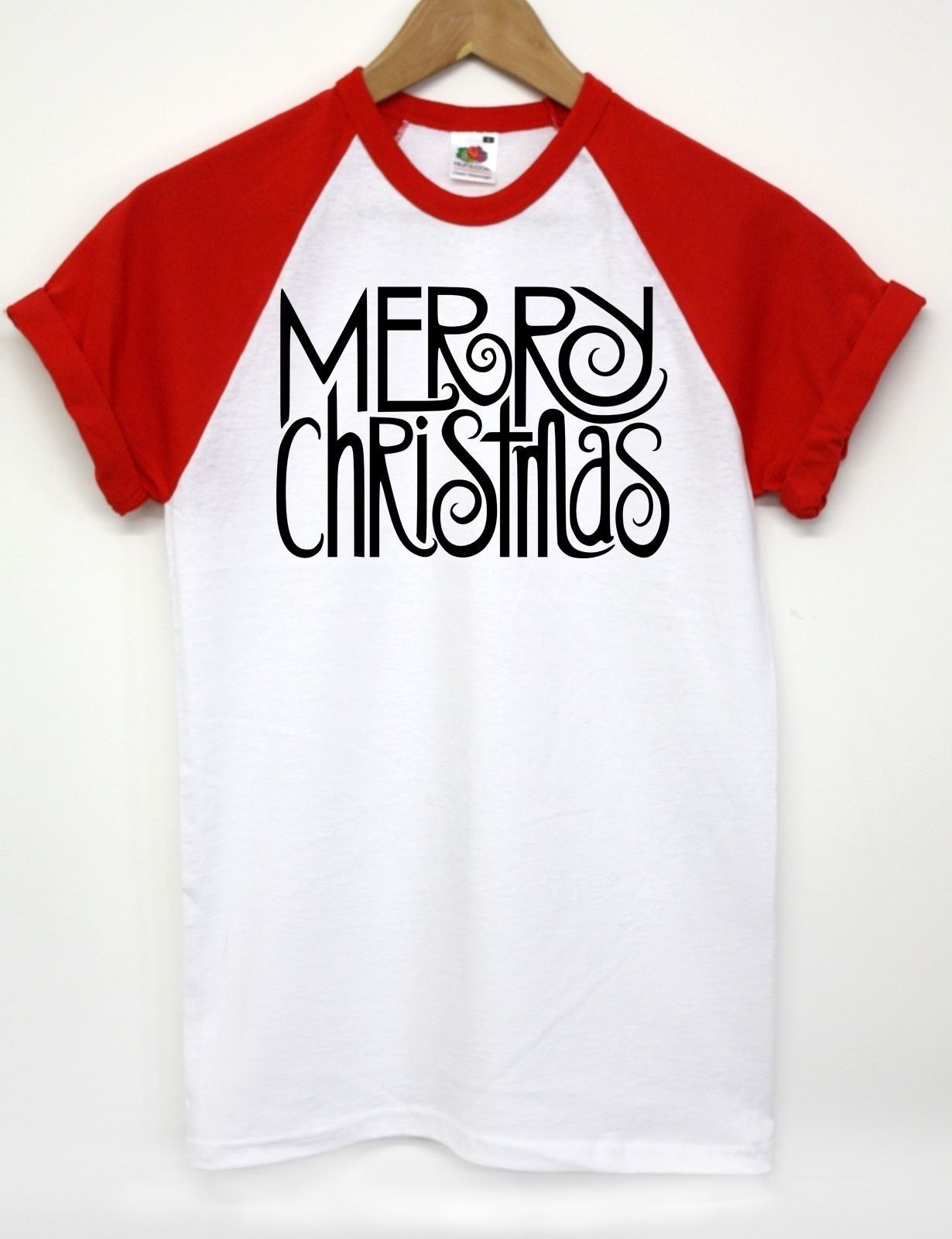 MERRY CHRISTMAS T SHIRT XMAS PARTY SECRET SANTA PRESENT GIFT IDEA ...