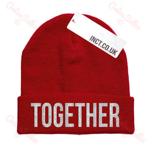 Together Knitted Woolly Swag Winter Mens Indie Beanie Beenie Cap Hat Hipster