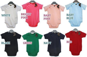 Awesome Handy Man Gift Baby Grow Tools Jobs Boy Girl Unisex Present Play Suit