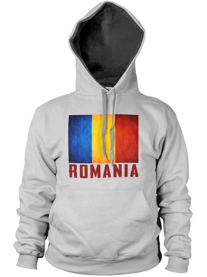 Romania Mens Womens Sport Football Training Hoodie Hoody Love World Cup