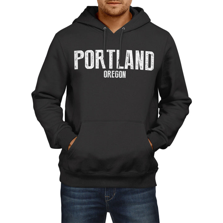 Portland Oregan SLOGAN US State City Womens Mens USA Football America Fans Boys