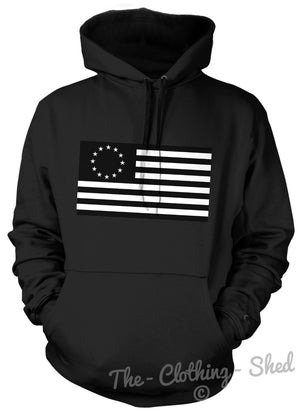 BLACK FLAG USA HOODIE HOODY MEN WOMEN KID HIP HOP DOPE FRESH AMERICA