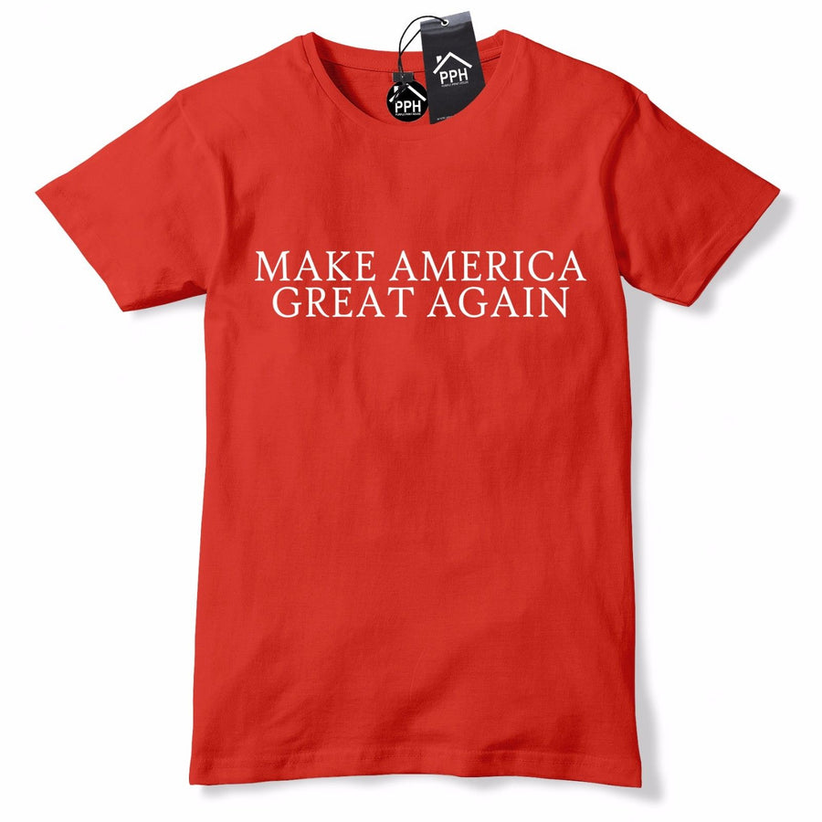 Make America Great Again T Shirt cap Republicans Election USA Donald Trump 468