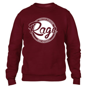 Rage Logo INCT APPAREL SWEATER Hipster Fashion Mens Style Swag United Kingdom