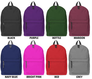 Young Rich and Famous Backpack Boys Girls School Bag Holdall Uni Swag 34