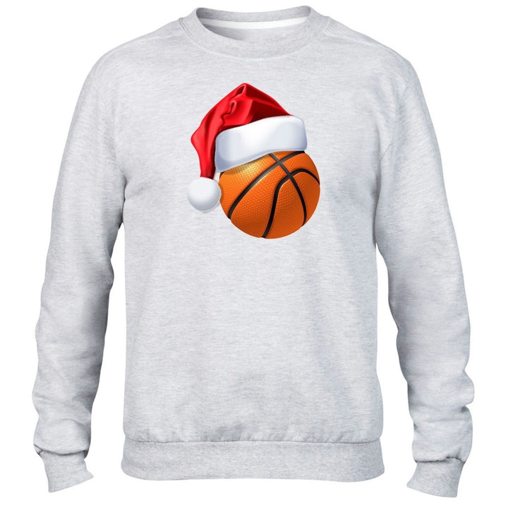 Basket Ball Christmas Hat Sweater Santa Festive Party Jumper Present Kids Ideas