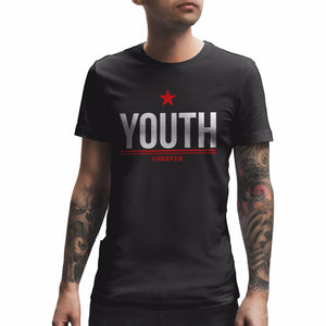 Youth Forever Hipster Mens T Shirt Fashion Street Swag Dope Tee Gift 695