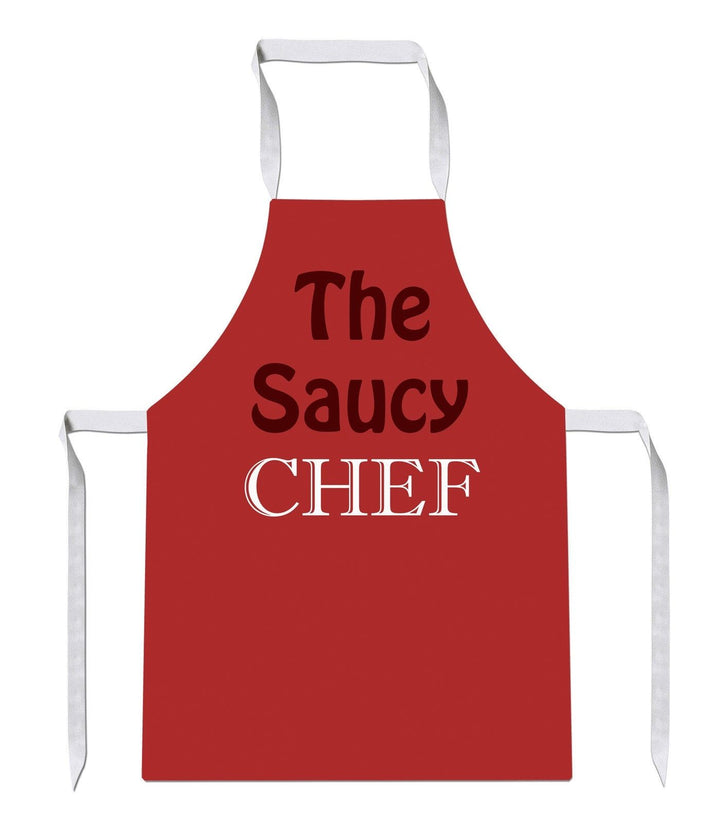 The Saucy Chef Cook Bake Kitchens Novelty Sexy Funny APRON Kitchen Tabard 34