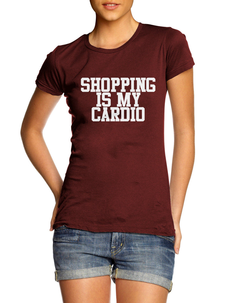 Not Very Active T Shirt Fitness Sport Eat Food Hungry Girls Blogger Fitspo Beast, Main Colour Maroon