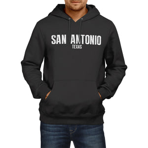 SAN ANTONIO TEXAS American Home State Hoodie Mens Womens USA America Football