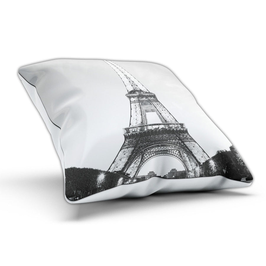 Eiffell Tower Pillow Cushion Pad Cover Case Bed Home Family Kitchen France Paris