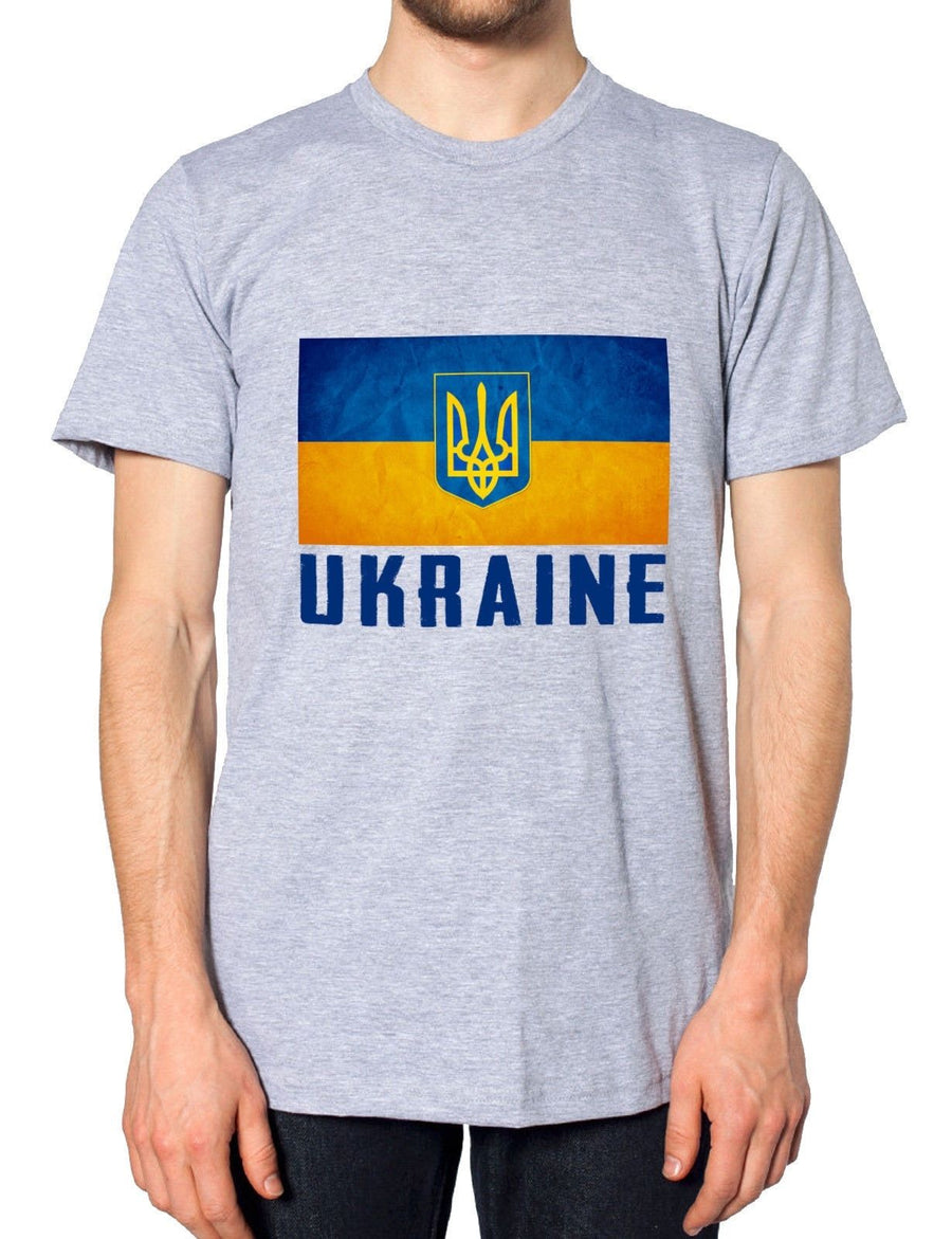 Ukraine Support Mens Tshirt Euro Womens Top Football World Cup Training T Shirt
