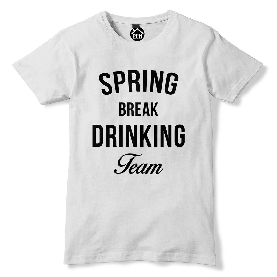 Spring Break Tshirt Drinking Team t Shirt Party Cancun Miami Drink Dance Sun 149