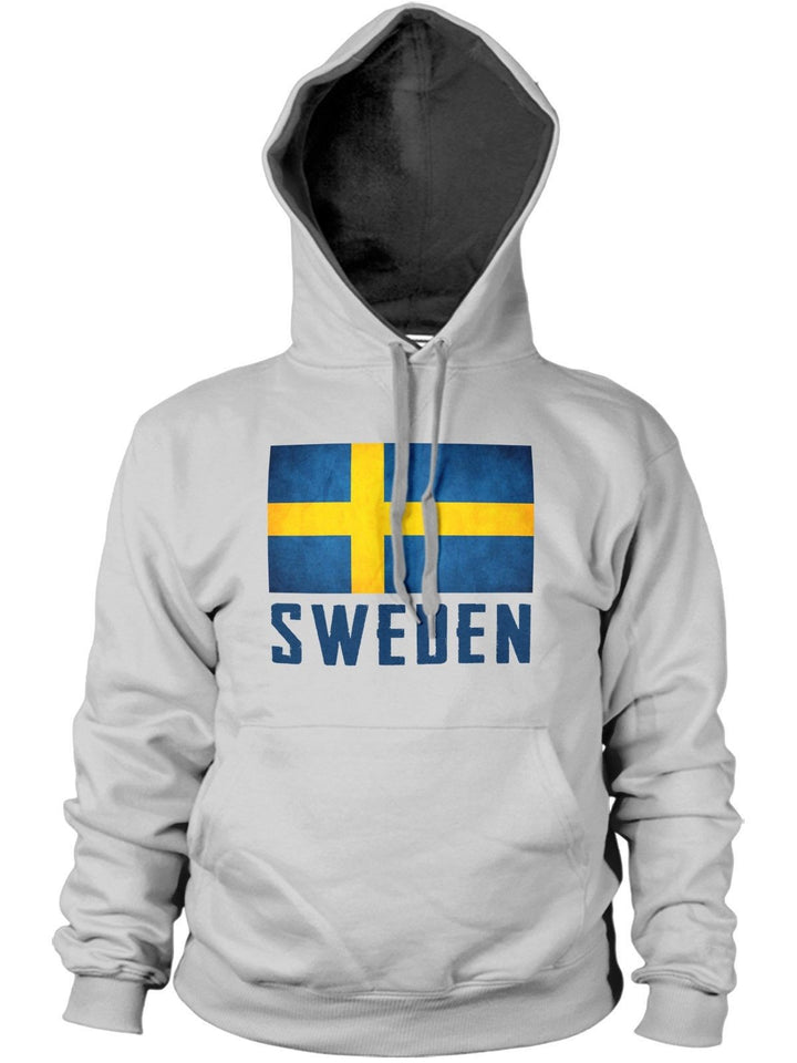 Sweden Mens Womens Hoodie Euro Training Top Football World Cup T Shirt Hoody