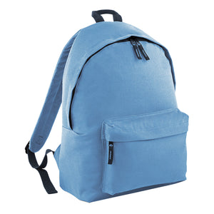 Fashion Backpack School Boys Girls Train Gym Bag Retro Hipster All Colours