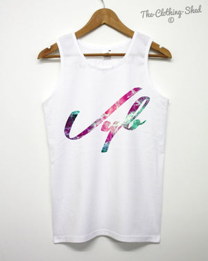 Vyb Galaxy Vest Space Hipster Indie Urban Swag Dope Summer Holiday Tank Men Vibe