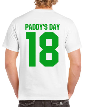 Paddy's Day 2018 T Shirt Top St Patrick's Day Joke T Shirt Group Matching EM170
