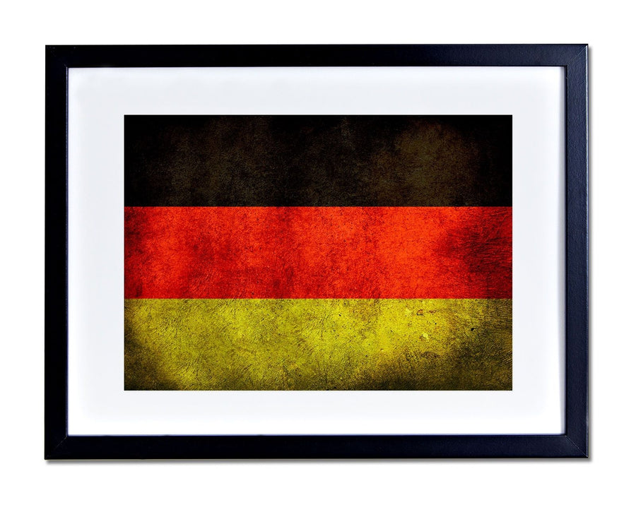 Germany Poster Print Berlin Photo Print German Picture World Flag Gift PP131