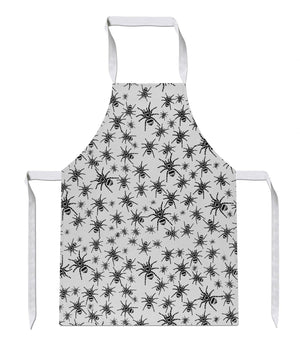 Spider All Over APRON Insect Halloween Funny Chef Fancy Dress Spooky Ghost